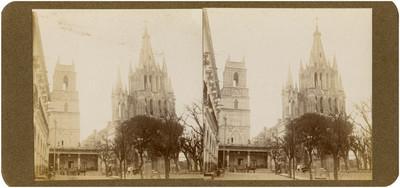 Plaza principal y Parroquia de San Miguel Allende