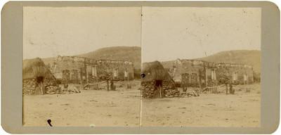 Ruinas de la Casa grande de Corralejo