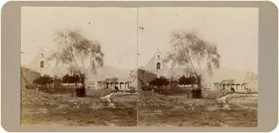 Panorama de la Hacienda de Santa María