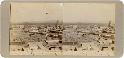 Panorama de Saltillo