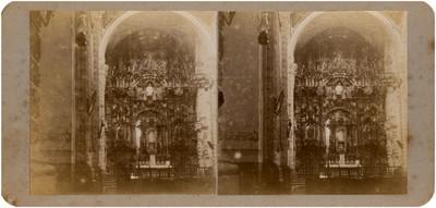 Interior de la Iglesia de Valenciana
