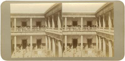 Interior de la Alhóndiga de Granaditas