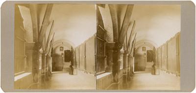 Claustro del convento de Guadalupe
