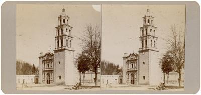 Plaza principal del Pueblo de Venado