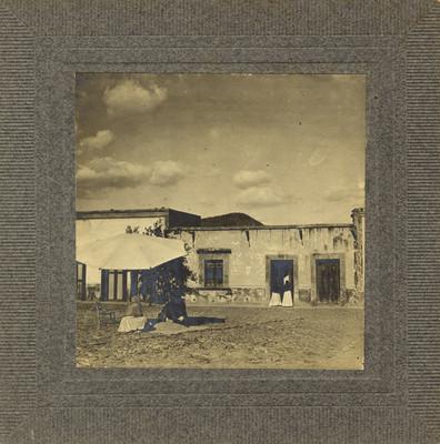Casa que habitó el Sr. cura Hidalgo en Chamacuero