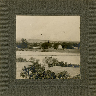 Panorama de la Hacienda de Burras