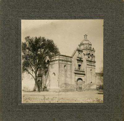 Iglesia de la Hacienda de Burras