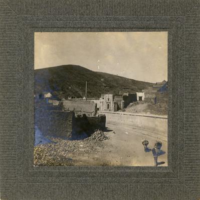 Ruinas de la casa de Moneda establecida por Hidalgo
