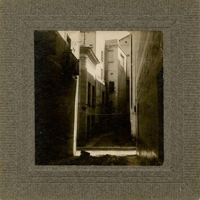 """Casa de las arrecogidas"""", """"Callejón de los Arcos"""