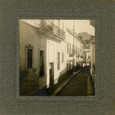 Casa del Intendente [José Antonio] Riaño