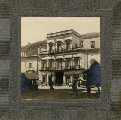 Casa donde se hospedó [Miguel] Hidalgo en la ciudad de Guanajuato