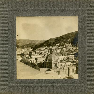 Cerro de San Miguel desde Granaditas