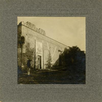 Casa donde se alojan las tropas de Hidalgo en Aculco