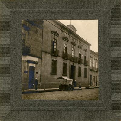 Casa que habitó el señor Hidalgo en Morelia