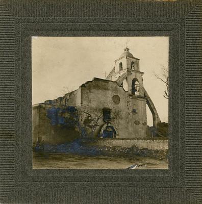 """""""Capilla de la Hacienda Santa María"""", vista exterior"""