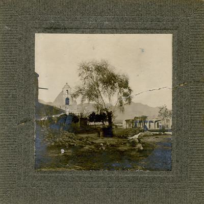 Panoráma de la Hacienda de Santa María
