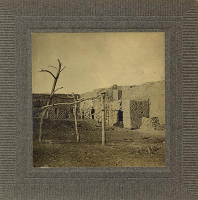 """""""Hacienda de Tierra Blanca"""", ruinas"""
