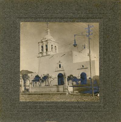 """Templo de San Francisco"" en Chihuahua"