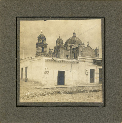 Casa donde se creé que Hidalgo descansó un momento en Ixtlahuaca