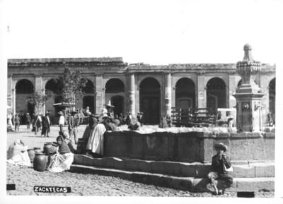 Plaza de zacatecas