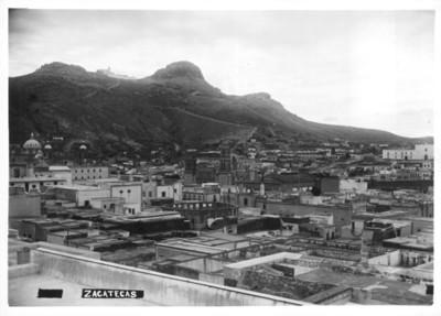 Zacatecas, panorámica