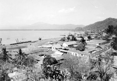 Panorámica del puerto de manzanillo, vista parcial