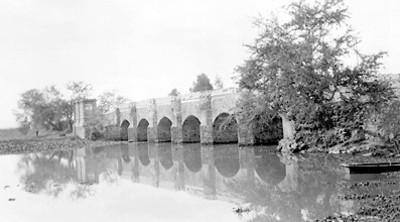Puente del río de Ocotlán