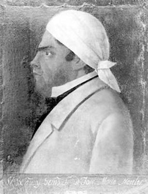 José María Morelos y Pavón, retrato