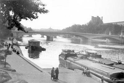 El río Sena