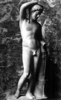 Apolo, escultura