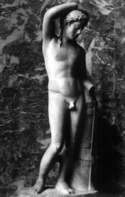 Apolo, escultura griega