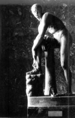 El dios Mercurio Hermes