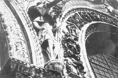 Arquitectura de la Basílica de San Marcos, detalle