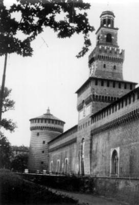 Palacio de los Sforza