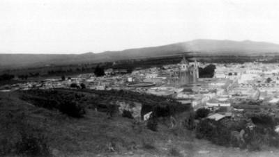 Vista panorámica de Tulancingo