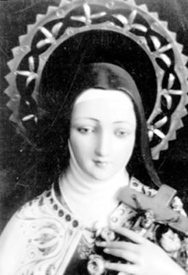 Santa Teresa de Jesús, escultura