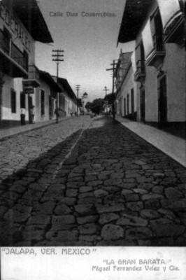 Calle Díaz Covarrubias