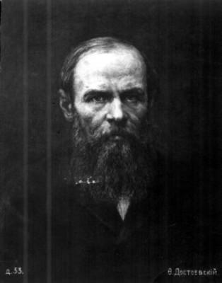 Mijailovich Dostoyevski, retrato