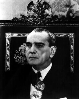 Adolfo Ruíz Cortines, retrato