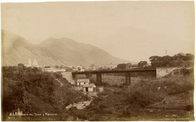 """""""265. Puente del Toro y Orizaba"""", vista panorámica"""