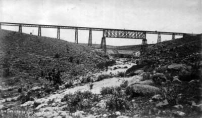 114. Puente de Encarnación. F.C. Central