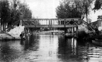 """""""Canal de la Viga"""", vist parcial"""