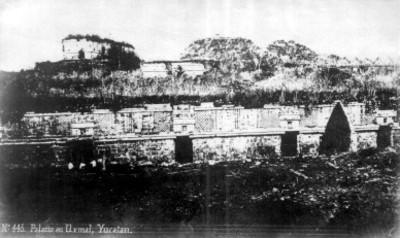 Palacio de Uxmal