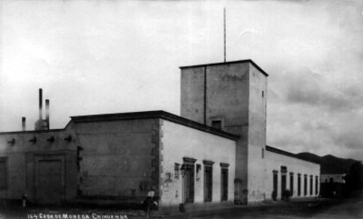 """Casa de moneda"", fachada"