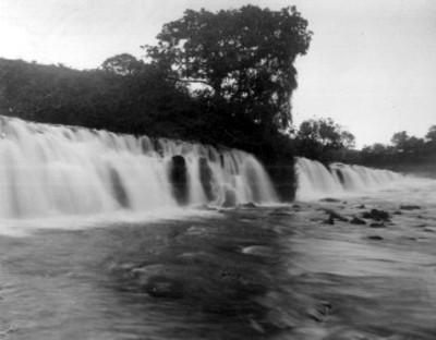 """""""Cascada de Tepetapa"""", paisaje"""