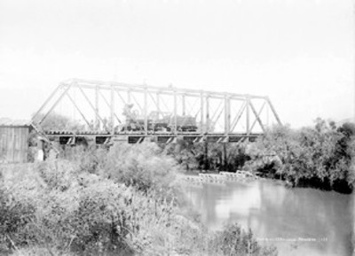 """""""699. Puente del F.C.Nacional"""" de """"Acámbaro"""""""