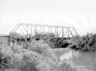 """""""669. Túnel 9 y Puente, F.C.M"""""""