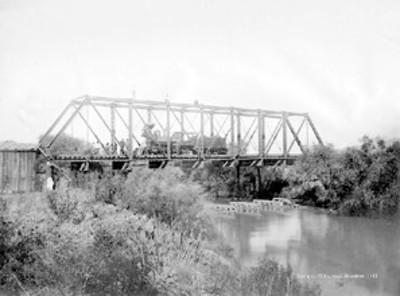 """""""699. Puente del F.C. Naciona"""" de """"Acámbaro"""""""