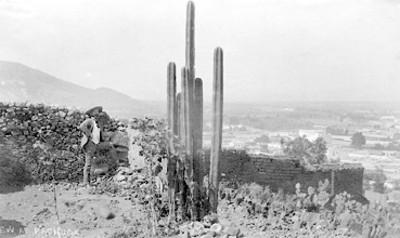 "Vista de Pachuca, ""View at Pachuca"""