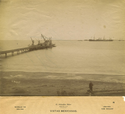 16. Muelle de Vera-Cruz